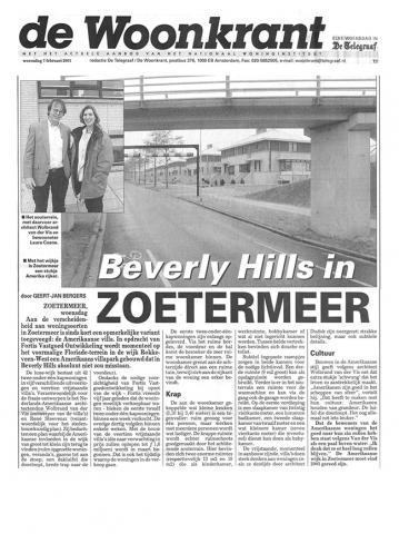 Beverly hills in Zoetermeer.
