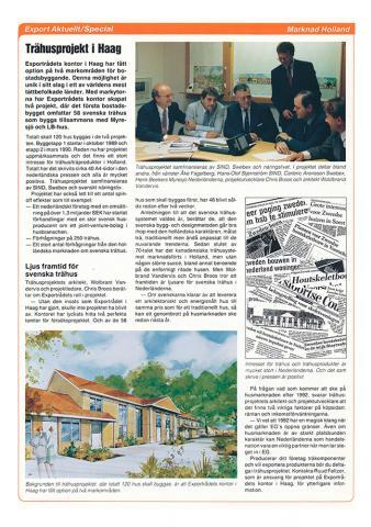 Trahusprojekt i Haag