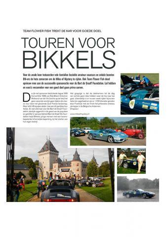 Touren voor Bikkels