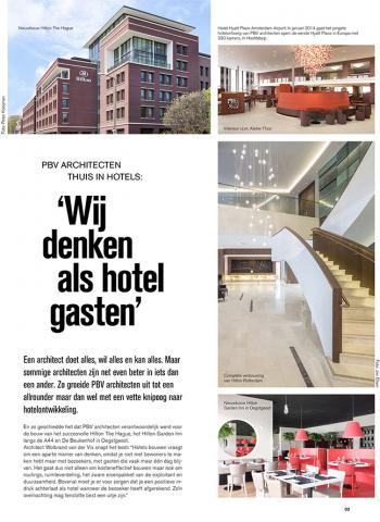 Denken als hotelgasten
